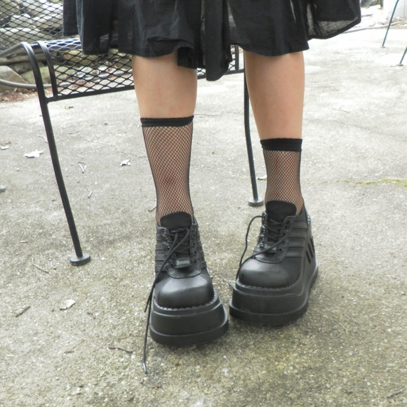 Demonia Shoes True To Size