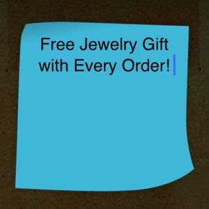 Jewelry - I Always Throw in a Little Something Extra for You