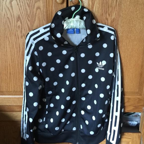 Adidas Originals Black Firebird Track Jackets Adidas