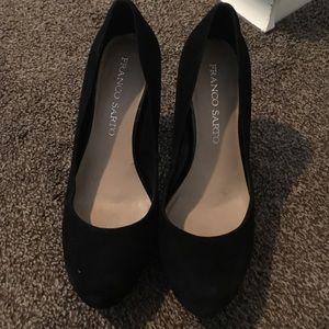 Franco Sarto Shoes | Franco Sarto Black