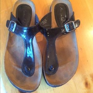 American Eagle by Payless Shoes - Black sandals