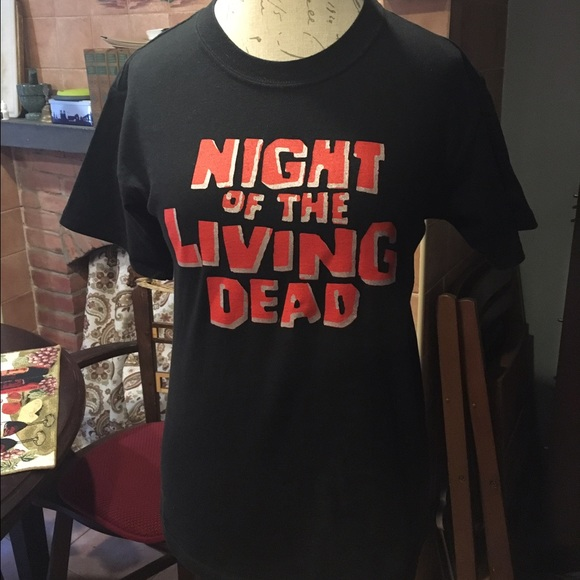 8f5952d38a6 M O Knits Tops - Night of the Living Dead shirt