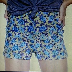 Novella Royale Pants - NWT Novella Royale Luna Shorts by Free People