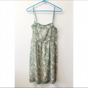 Candace Dress Teaberry Floral | pure silk/chiffon