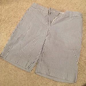 J. Crew city fit shorts