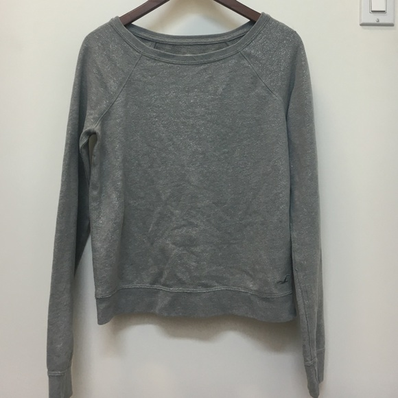 72% off Hollist... Hollister Sweaters For Girls Grey