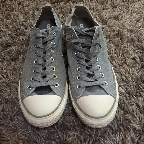 aefaed1c0ffc Converse Shoes - Grey converse