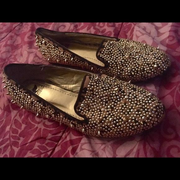 5a20e6b600c Shiekh Shoes - Shiekh stuffed leopard solve flat shoes 5.5