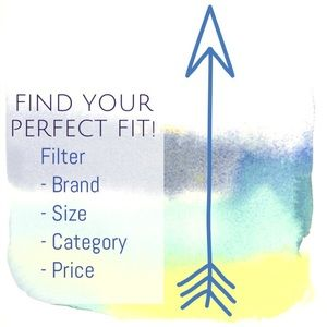Other - / x / Find Your Perfect Fit / x /