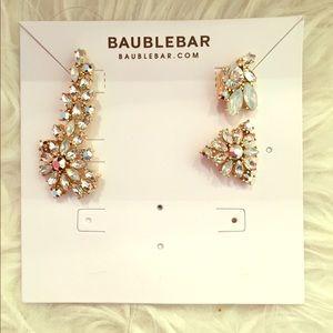 Baublebar Three Piece Earring Set