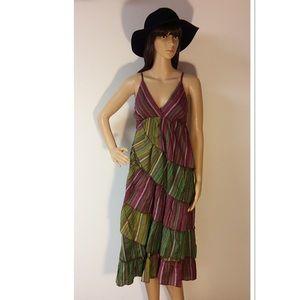 Dresses & Skirts - 🎉HP🎉BOHEMIAN STYLE MAXI DRESS