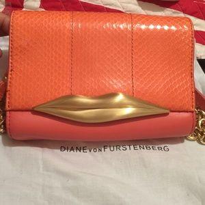 Diane von Furstenberg Handbags - Diane von furstenberg cross body bag