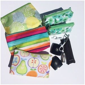✨HPMake Up Bag Bundle
