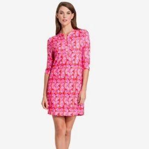 Camilla Jersey Shift Dress