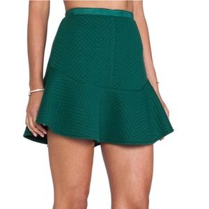 Line & Dot Dresses & Skirts - Line & Dot Daria Quilt Flare Skirt