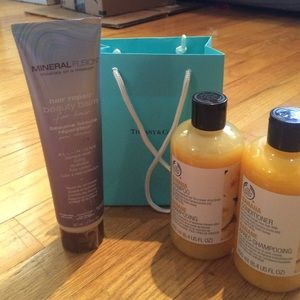 Hair care at its finest BNWT 3 products in giftbag