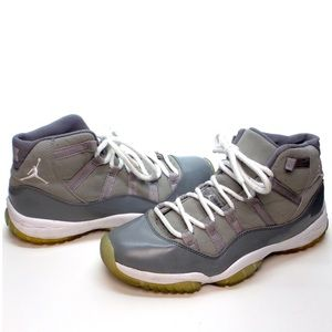 4197d25e6ee2 Nike Shoes - Nike Air Jordan 11 XI Retro Cool Grey 378037-001
