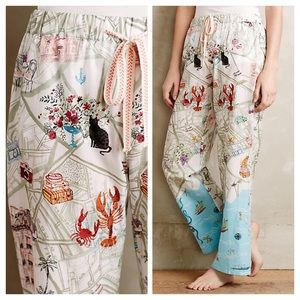 Anthropologie Beachwalk Sleep Pants