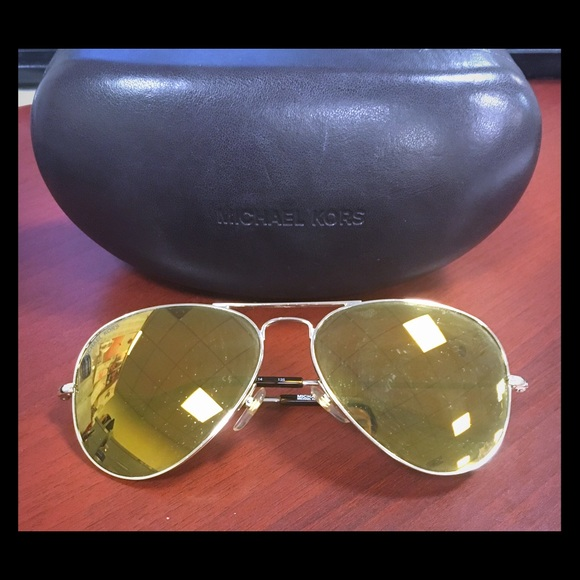 099611d11e0b Michael Kors Accessories | Aviator Sunglasses | Poshmark