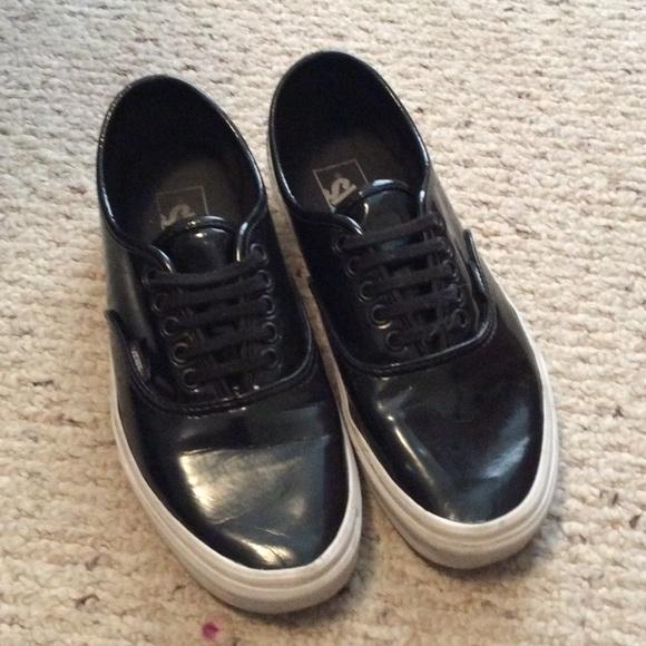 Vans Shoes | Shiny Vans 95 | Poshmark