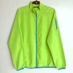 Lightweight work out jacket