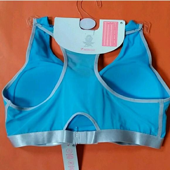 Secret Possessions - FINAL PRICE! NWT Sports Bra Size 38C, 40B ...