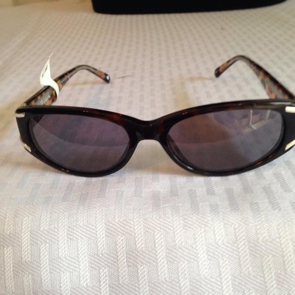 51cf63c902c8 Brighton Haute Spots Sunglasses