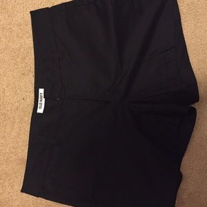 Black Old Navy shorts size 10. NWOT!