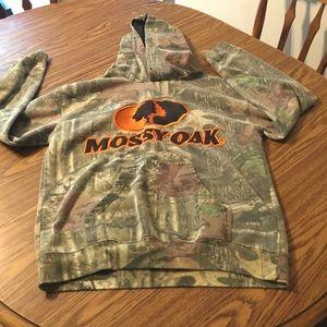 MOSSY OAK hoodie