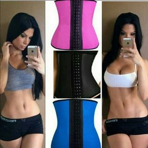 Other - Latex Waist Trainer 9 Steel Bones
