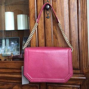 Foley + Corinna Handbags - Foley & Corinna Leather Shoulder Bag