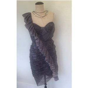 Just Cavalli Dresses & Skirts - Gorgeous Just Cavalli Cocktail Mini Dress 40 Small
