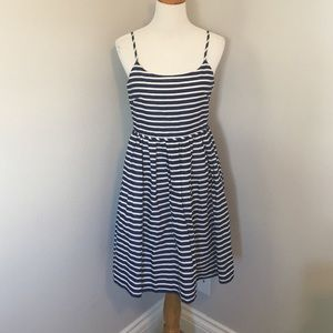 J. Crew Dresses & Skirts - Jcrew Striped Cotton Dress!