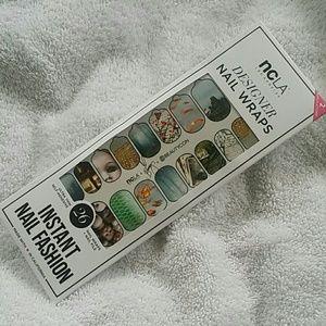 NCLA Other - Grav3yard Girl NCLA Designer Nail Wraps