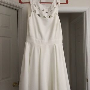 9ce2e1c175 Lulu s Dresses - LULUS Flirting with Danger Cutout Ivory Dress