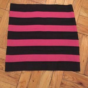 Pleasure Doing Business Dresses & Skirts - Two tone bandage skirt