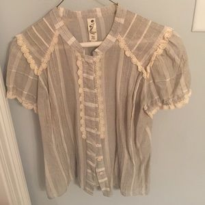 Anthropologie shirt