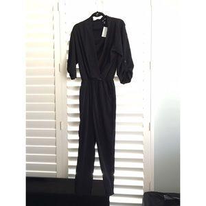 H&M Pants - Black Jumpsuit