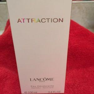 Lancome Other - Afliction, Lancom eau deodorant spray