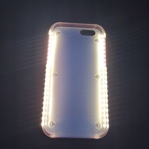 Lumee selfie light case