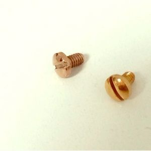 Cartier Other - Gold Replacement screw for cartier love bracelet