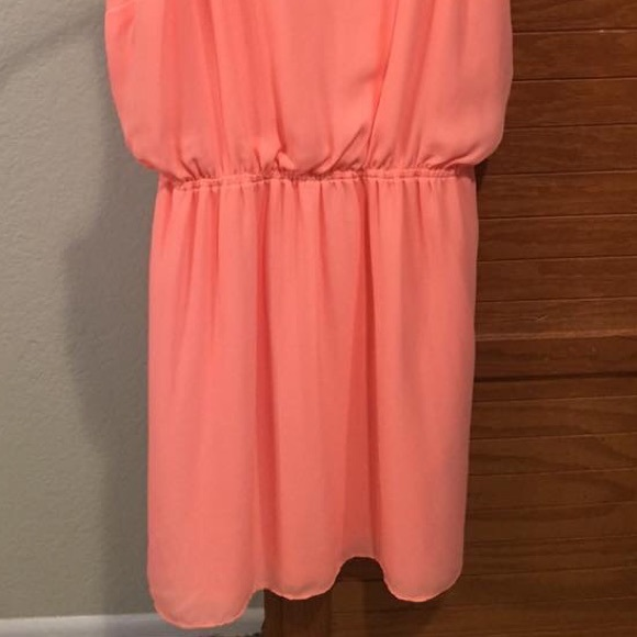 45 off guess dresses skirts guess coral dress from for Guess dresses for wedding