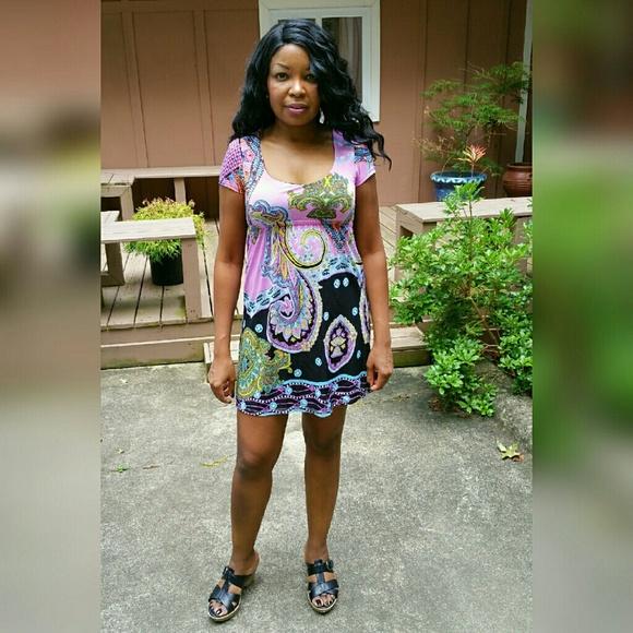 5th Love  Dresses & Skirts - ♠♬♥😘Cute Summer Mini Dress