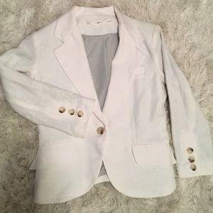 Gibson Jackets & Blazers - Gibson linen blazer jacket