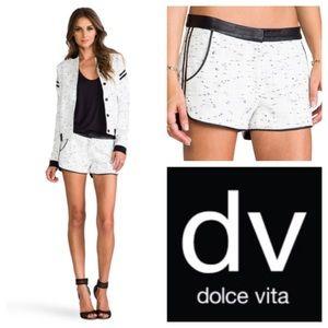 Dolce Vita Mercer Tweed Shorts