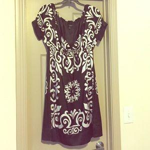 BEBEGorgeous Silk/Spandex Dress