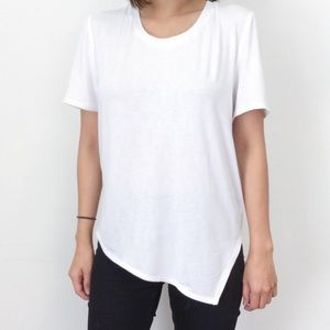 Atid Clothing Tops - The Modern White Tee