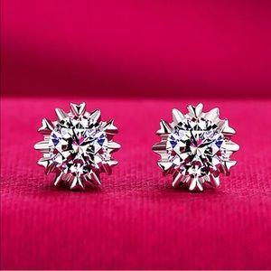 Jewelry - Starburst CZ Studs