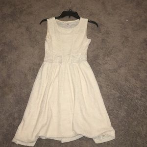 Off-white Xhilaration dress