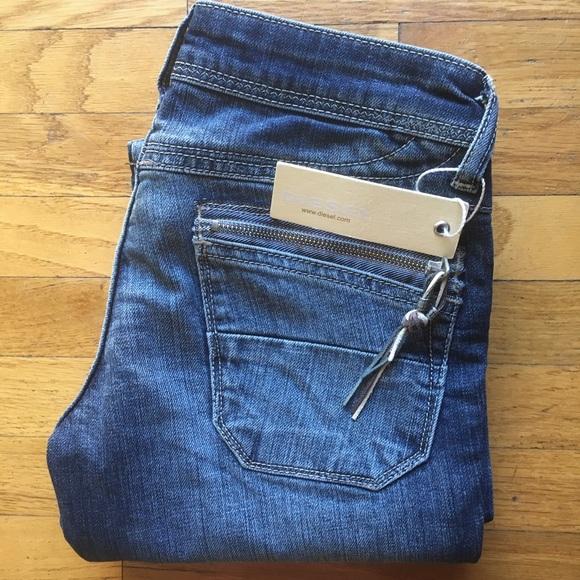 09bd905e Diesel Jeans | Lowky Size 28 Straight Leg Jean New | Poshmark